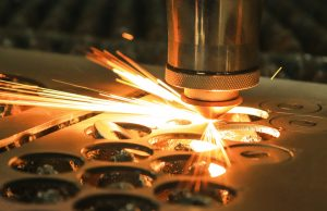 Our New Laser Cut Machine